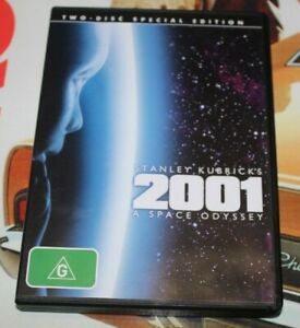 D225 2001 A Space Odyssey 2 disc special edition