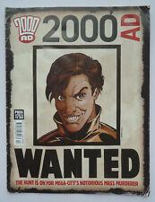 2000AD featuring Judge Dredd Prog #1753 - Rebellion - September 2011 FN 6.0