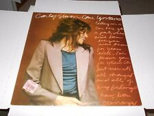 CARLY SIMON - Come Upstairs - WARNER BROTHERS LP '80 OG Mike Mainieri Soft Rock