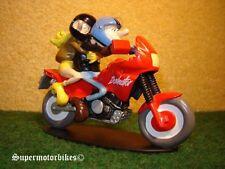 1:18 Honda 650 Dominator Ella Leffoix Sam Soul JOE BAR / 01508