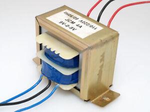 110/220VAC to 18VAC 4000mA 4A Center Tap Power Transformer 9V-0-9V 18V AC 9V x 2