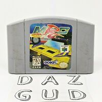 MRC Multi-Racing Championship Nintendo 64 1997 Video Game Cartridge Tested N64