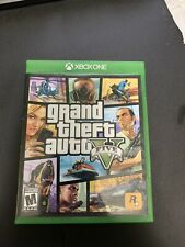 New listing Grand Theft Auto V (Xbox One, 2014) Free Shipping