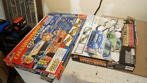 2 Life-Like Racing NASCAR Championship Challenge  HO Electric Slot Car Track