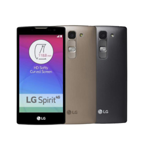"Original LG SPIRIT 4G LTE H440N H440 WIFI 8MP 4G QUAD-CORE Unlocked Android 4.7"""