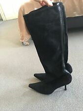 Jimmy Choo Stiletto Heel Knee High Boots for Women