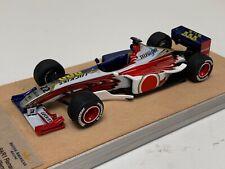 1/43 Tameo BAR 1 Renault 1997 F1 Season Jacque Villenuve  A1125