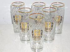 AUGUSTINER Edelstoff - 0,5 l Diamant Glas (Willybecher) mit Goldrand