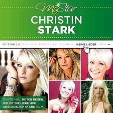 Christin Stark CD My Star Best Of 17 Hits Lieder Erfolge Deutsch Schlager Neu