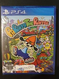 (English Version) PS4 PaRappa The Rapper