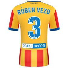Camisetas de fútbol de clubes españoles 2ª equipación de valencia