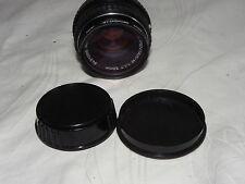 OBJEKTIV Asahi SMC PENTAX M 50mm 1:1,7  BAJO.