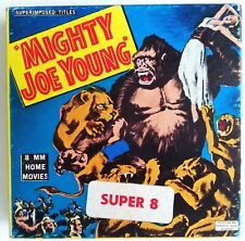 "Mighty Joe Young VINTAGE Super 8mm film Ken Film 4"" Box 542 Giant Ape"