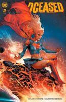 Dceased  2 DC 2020 NM Jay Anacelto  Variant Harley Quinn