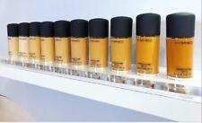 MAC Studio Fix Fluid SPF 15 (Choose Your Shade) 100% Authentic makeup womens