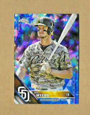 Wil Myers Will  2016 Topps Chrome Sapphire only 250 made