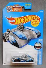 2016 Hot Wheels Car 119/250 Side Ripper - G/H Case