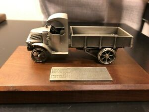 Hudson Pewter Mack AC Bulldog Truck - Die Cast Model!!!