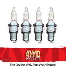 Spark Plug SET [NGK] - for Nissan Navara D21 2.4P Z24 (86-92)