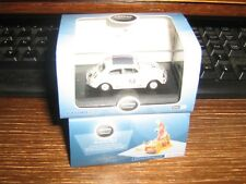 OXFORD DIE-CAST - VW BEETLE No 53 in pearl white with stripes (HERBIE) - 1:76