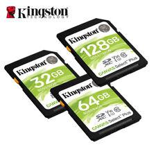 NEW Kingston 32GB 64GB 128GB Canvas Select Plus Memory Card C10 SDHC/XC UHS-I U1