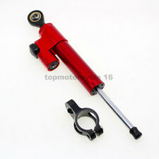 FXCNC for HONDA NC700 S/NC700 X CBR900RR Steering Damper Stabilizer Red&Black