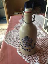 Tonflasche Brauerei Karlsberg Bock  0,5l  Homburg/Saar