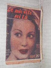LA MIA VITA SEI TU Maria Denis I Film Successo 52 Edizioni Omnia 35 cineromanzo