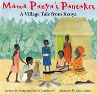Mama Panya's Pancakes 9781905236640 | Brand New | Free UK Shipping