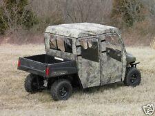 """FULL CAB for existing Windshield ~ Polaris Ranger """"CREW"""" UTV Enclosure ~ New"""