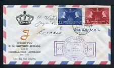 Nederlandse Antillen VOORLOPER FDC V04 _ 03 M, met adres ;