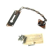 Vintage Door Security Chain Guard Peep Home Safety Lock Copper  Nr 2804