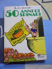 50 anni di spinaci E. C. Segar