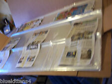 20 PCS 60 x 40  ACID FREE ART POSTER PRINT ARCHIVAL STORAGE CELLOPHANE ENVELOPE