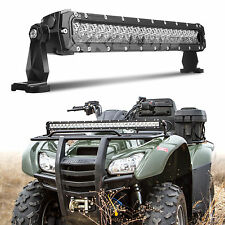 ATV UTV SUV Work Light 20 inch 100W High Power LED Light Bar 8,560 LM DC 9-36V