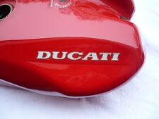 DUCATI 748 916 996 LOGO SERBATOIO FUEL TANK STICKER