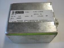 RONAN X14D1-115VAC 115V 5 AMP RELAY