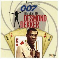 DESMOND DEKKER - 007 THE BEST OF 2 CD NEU