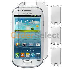 3X Ultra Clear Hd Lcd Screen Protector for Android Phone Samsung Galaxy S4 Mini