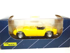 Top Model Collection Ferrari 375 MM 1954 Gialla Yellow REF: TMC001