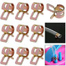 10pcs 8mm Spring Clip Clamp Fuel Oil Water Line Hose Pipe Air Tube Fastener Kit
