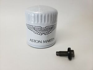 Aston Martin Vanquish (2012 and up) Oil Filter kit (Factory/OEM)