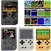 "3.0"" Handheld Retro FC Game Player Videospielkonsole 8-Bit Built-In 168 Spiele"