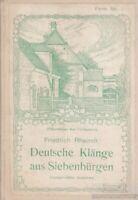 Deutsche Klänge aus Siebenbürgen: Rheindt, Friedrich