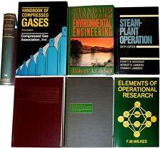 LOTTO 7 LIBRI fisica matematica idraulica chimica dinamica ingegneria