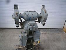 Stanley Grinder 1hp 1725 rpm 9 inch wire wheel 8in sharpener buffing stone