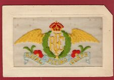 More details for rfc royal flying corps wwi embroidered silk pc unused al850