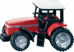 MASSEY FERGUSON 9240 FARM TRACTOR Red Diecast scale model by SIKU 0847