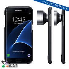 GENUINE ORIGINAL Samsung SM-G930FD G930W8 Galaxy S7 DUOS CAMERA LENS COVER KIT