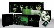 Type O Negative None more negative LIMITED Green LP VINYL BOX 2019